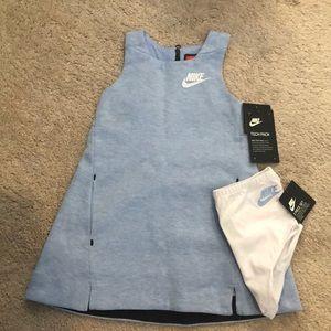 New Nike 2pc tennis dress w/ bloomer shorts